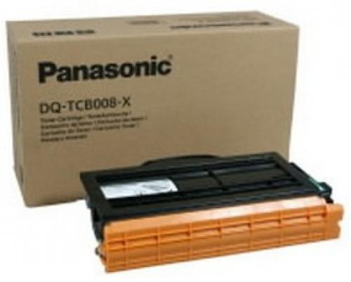 Panasonic DQ-TCB008-X cartuccia toner Original Nero 1 pezzo(i) cod. DQ-TCB008-X
