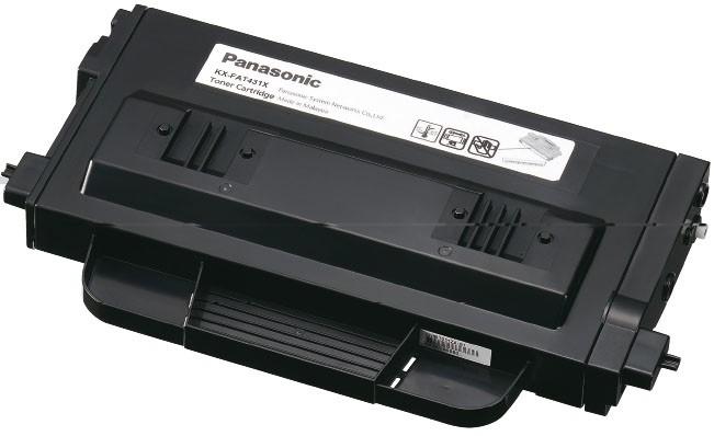 Panasonic DQ-TCC008X cartuccia toner Originale Nero 1 pezzo(i) cod. DQ-TCC008X