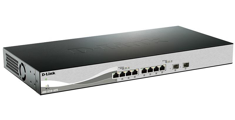 DXS-1210-10TS