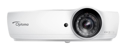 Optoma W460ST videoproiettore 4200 ANSI lumen DLP WXGA (1280x800) Compatibilità 3D Proiettore portatile Bianco cod. E1P1D14WE1Z1