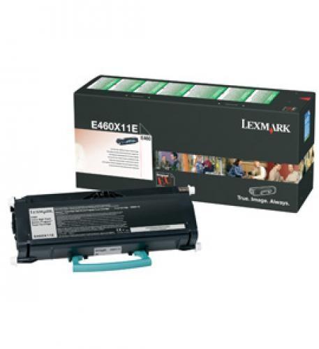 Lexmark E460X11E cartuccia toner Original Nero 1 pezzo(i) cod. E460X11E