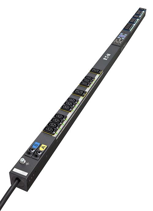 Eaton EMAB05 unità di distribuzione dell'energia (PDU) 0U Nero 24 presa(e) AC cod. EMAB05