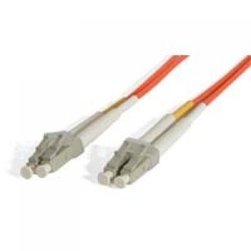 StarTech.com Cavo patch duplex in fibra multimodale 62,5/125 5 m LC - LC cod. FIBLCLC5