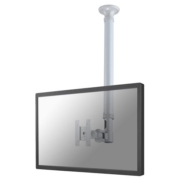 Newstar Supporto da soffitto per schermi LCD/LED/TFT cod. FPMA-C100SILVER
