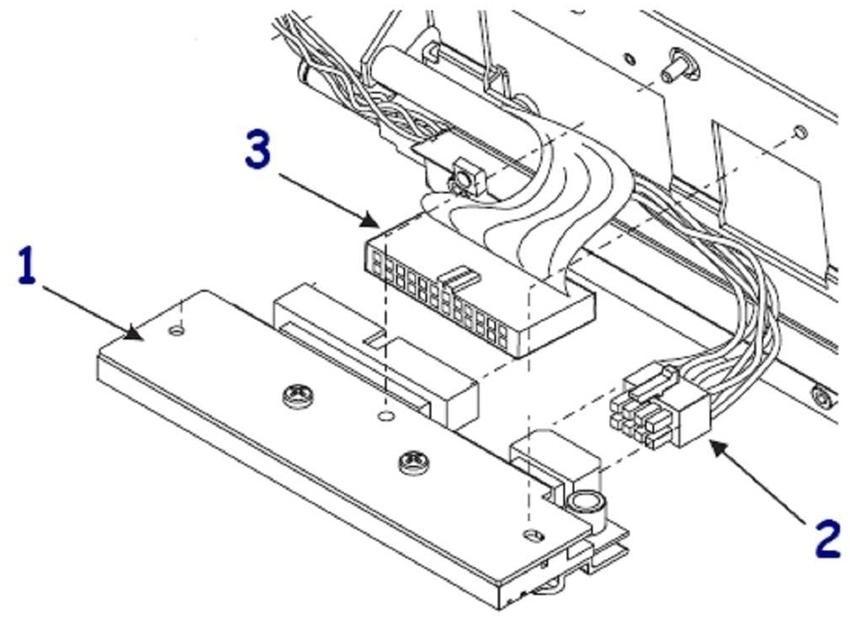 Zebra 220 Printhead 220XiIIIPlus 203 dpi testina stampante cod. G22000M