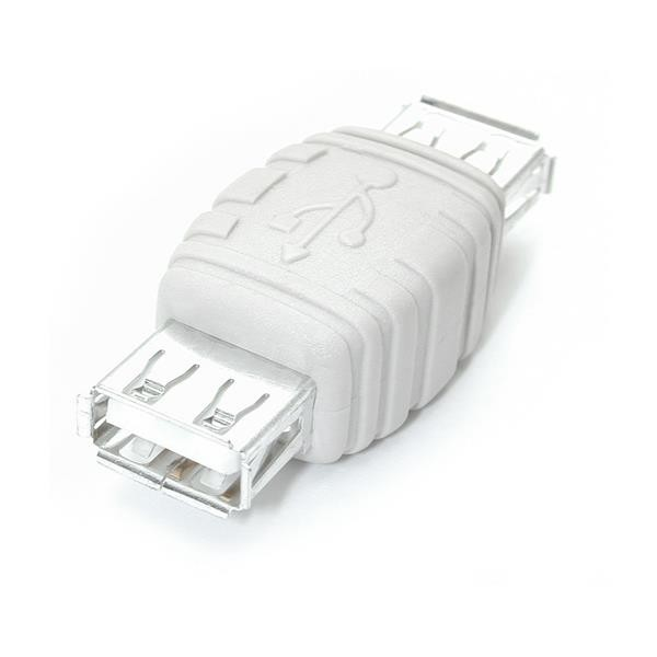 StarTech.com Adattatore Accoppiatore USB A Gender Changer femmina / femmina cod. GCUSBAAFF