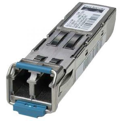 Cisco GLC-EX-SMD= modulo del ricetrasmettitore di rete 1000 Mbit/s SFP Fibra ottica 1310 nm cod. GLC-EX-SMD=