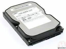 Samsung 160GB 3.5TH SATA2 7200RPM HDD - HD160JJ-RFB