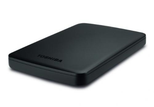 Toshiba Canvio Basics 500GB disco rigido esterno Nero cod. HDTB305EK3AA
