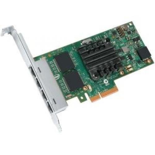 Intel I350T4V2 scheda di rete e adattatore Ethernet 1000 Mbit/s Interno cod. I350T4V2