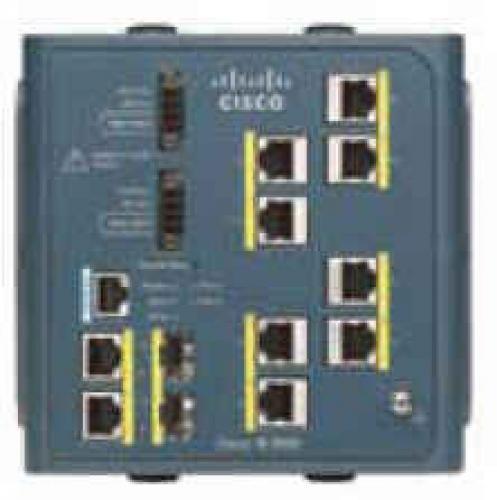 Cisco IE 3000 8 TC - IE-3000-8TC