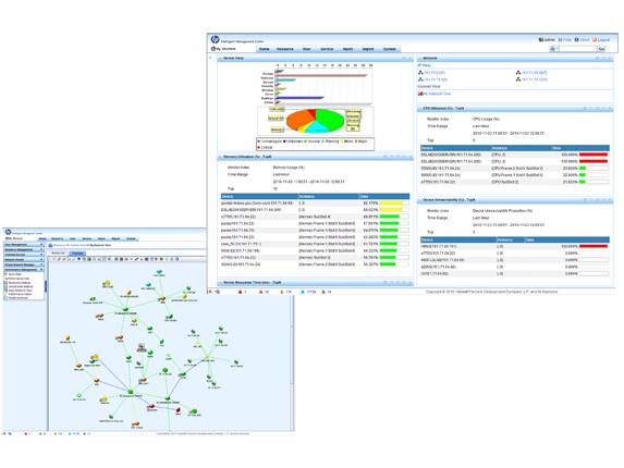 Hewlett Packard Enterprise IMC Standard Software Platform cod. JG747AAE