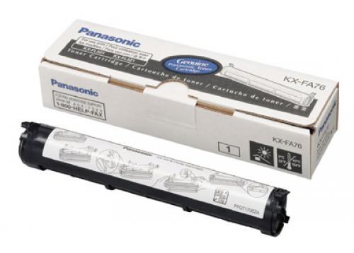 Panasonic KX-FA76X cartuccia toner Original Nero 1 pezzo(i) cod. KX-FA76X