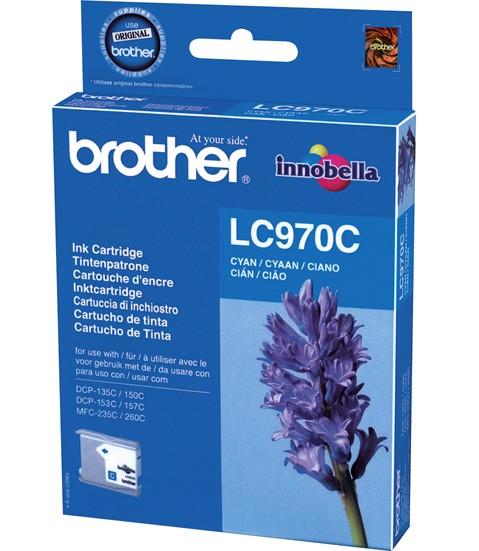 Brother LC970C Original Ciano 1 pezzo(i) cod. LC-970C