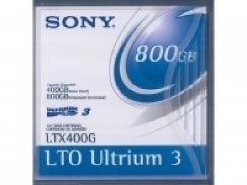 Sony DATA CARTRIDGE LTO3 ULTRIUM - LTX400GN
