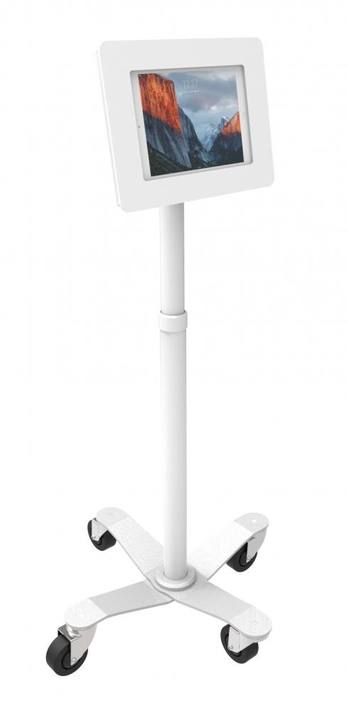 Compulocks Rise Freedom Supporto multimediale White Tablet cod. MCRSTDW