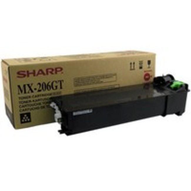 Sharp MX206GT cartuccia toner Original Nero 1 pezzo(i) cod. MX206GT