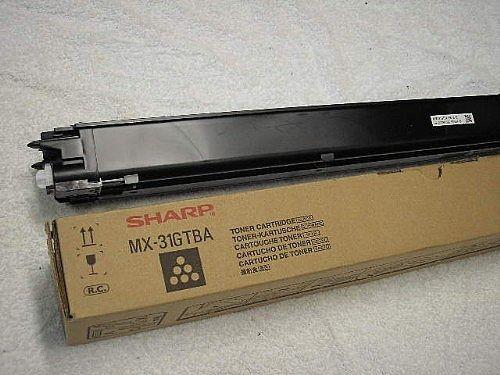 Sharp MX-31GTBA cartuccia toner Original Nero 1 pezzo(i) cod. MX-31GTBA