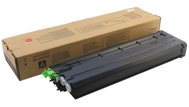 Sharp MX-50GTBA cartuccia toner Original Nero 1 pezzo(i) cod. MX-50GTBA