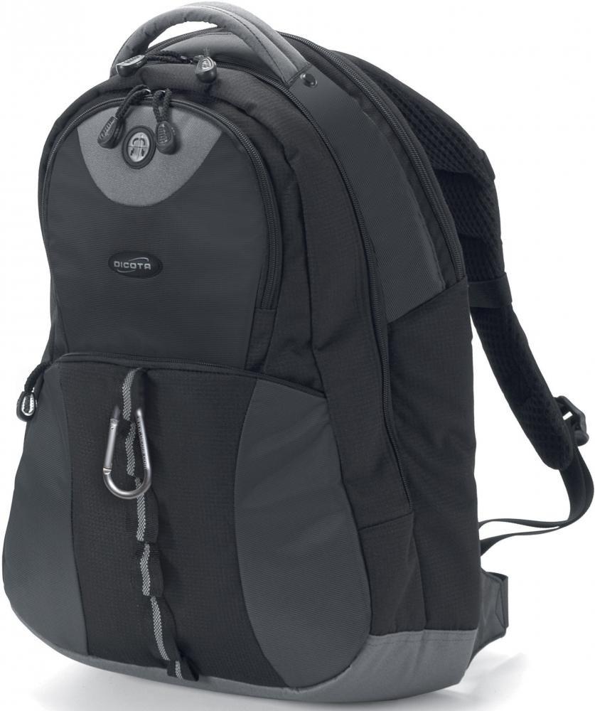 "Dicota BacPac Mission XL borsa per notebook 43,9 cm (17.3"") Zaino Nero cod. N14518N"