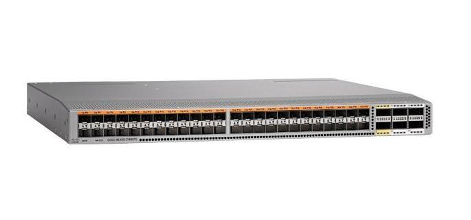 Cisco Nexus 2348UPQ 10,100,1000,10000 Mbit/s Grigio cod. N2K-C2348UPQ