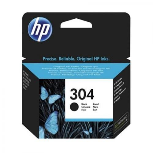 304 Black Original Standard Capacity Ink Cartridge