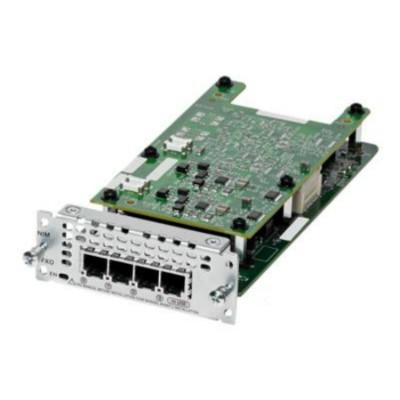 Cisco NIM-4BRI-NT/TE= voice network module BRI cod. NIM-4BRI-NT/TE=