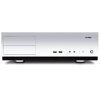 Antec NSK2400 -EC Desktop case 380W Scrivania Nero, Argento cod. NSK2400-EC