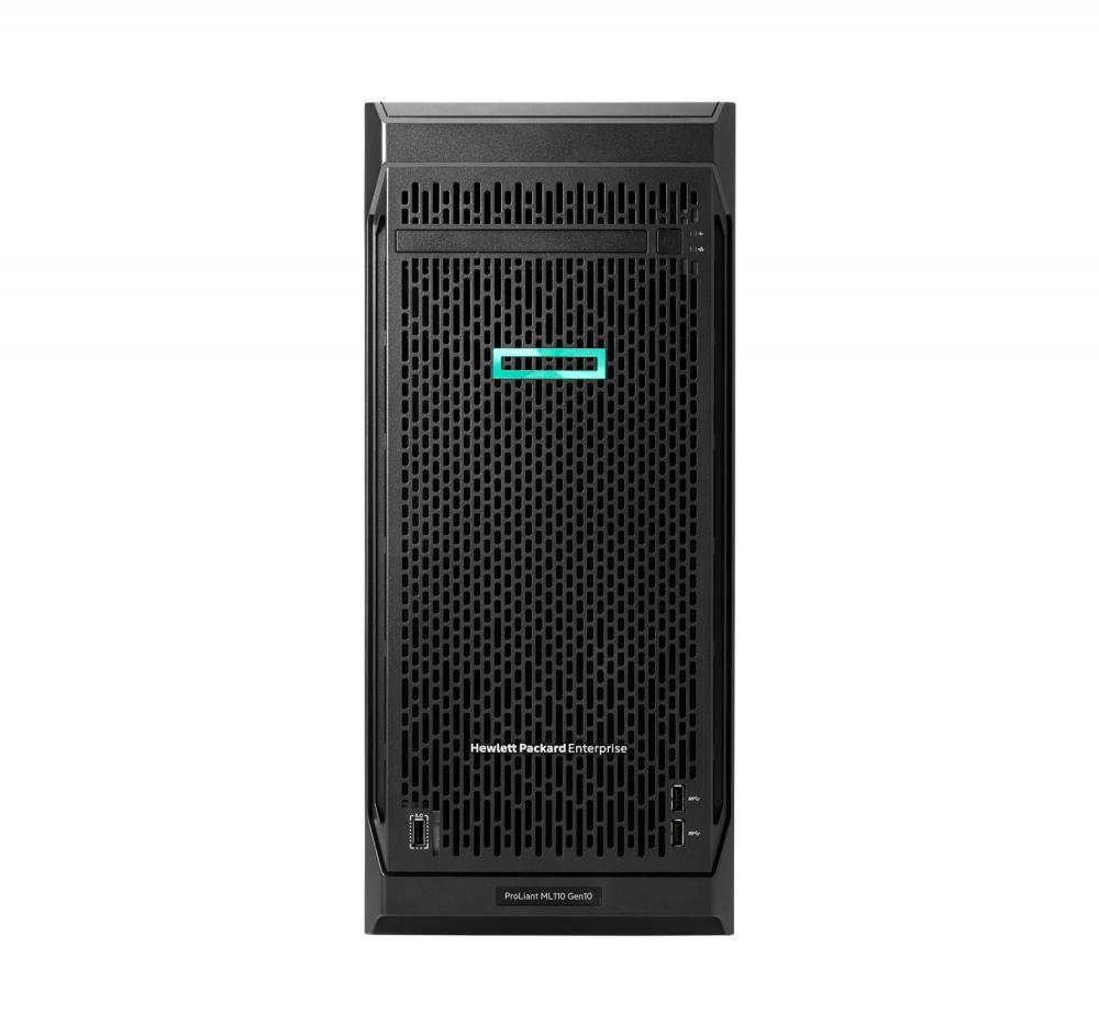 Hewlett Packard Enterprise HPE ML110 Gen10 4210R 1P 16G 8SFF Svr - P21449-421