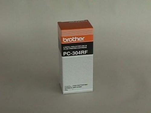 Brother Nastro fax di ricambio cod. PC-304RF