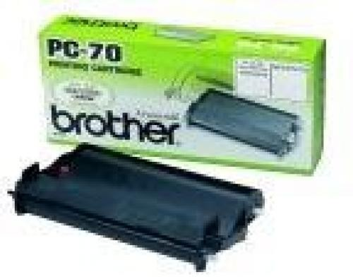 Brother Donorrol + cartridge 144 vel FAX-T74/T76/T78/T84/T86 - PC70