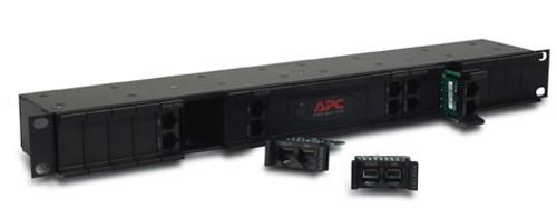 APC PRM24 unità di distribuzione dell'energia (PDU) Nero cod. PRM24