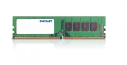 Patriot Memory PATRIOT RAM DIMM 4GB DDR4 2666MHZ CL19 - PSD44G266681