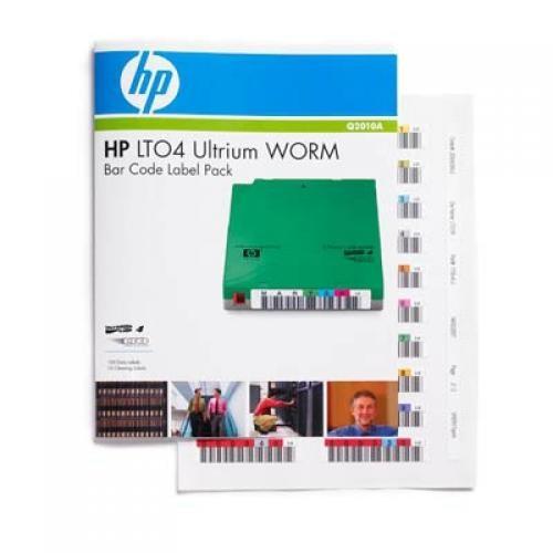 Hewlett Packard Enterprise Q2010A bar code label cod. Q2010A