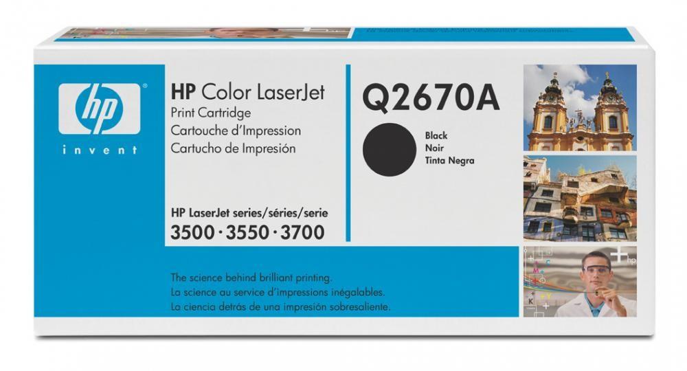 HP 308A Original Nero 1 pezzo(i) cod. Q2670A