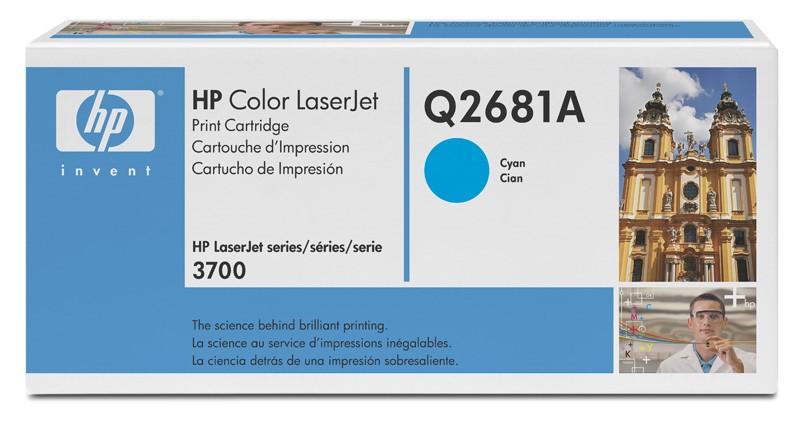 HP 311A Original Ciano 1 pezzo(i) cod. Q2681A