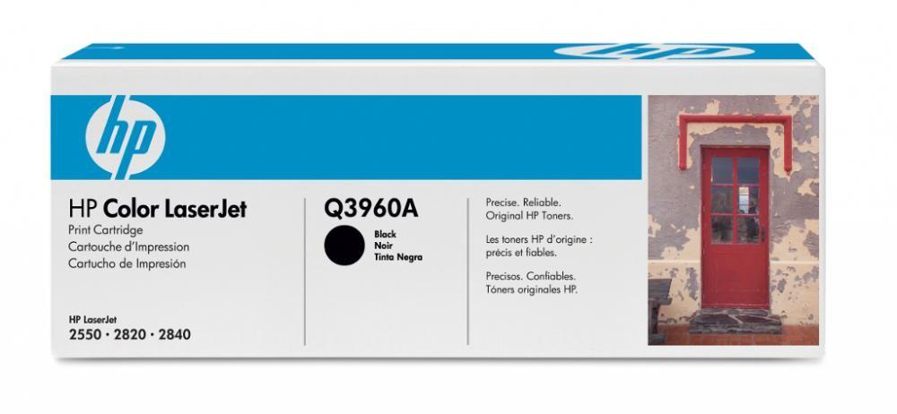 HP 122A Original Nero 1 pezzo(i) cod. Q3960A