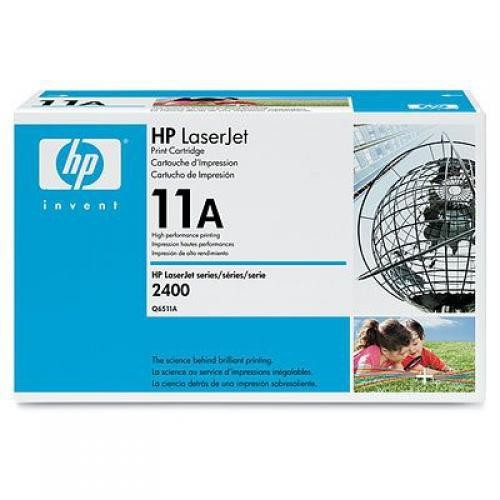 HP 11A Original Nero 1 pezzo(i) cod. Q6511A