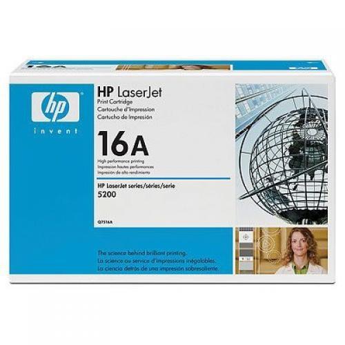 HP 16A Original Nero 1 pezzo(i) cod. Q7516A