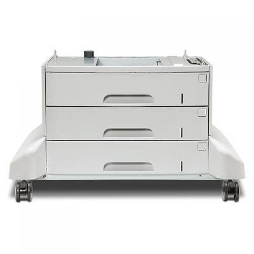 HP LaserJet MFP 3x500 Sheet Tray with Cabinet - Q7835A