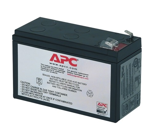APC Battery Cartridge Replacement #17 Acido piombo (VRLA) cod. RBC17