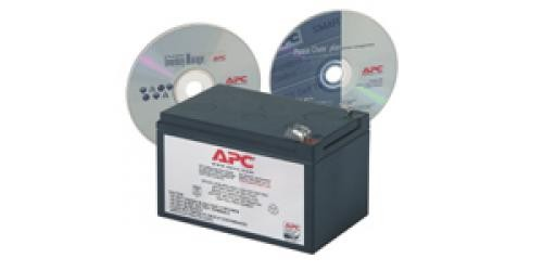 APC Replacement Battery Cartridge #3 Acido piombo (VRLA) cod. RBC3
