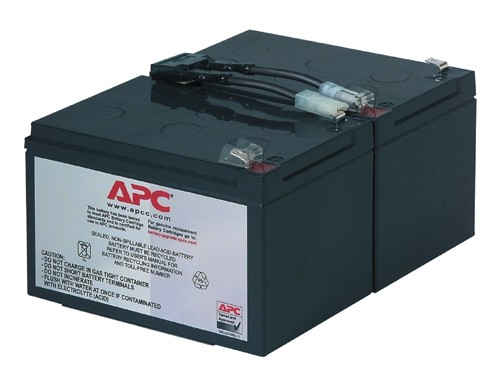 APC RBC6 batteria UPS Acido piombo (VRLA) cod. RBC6