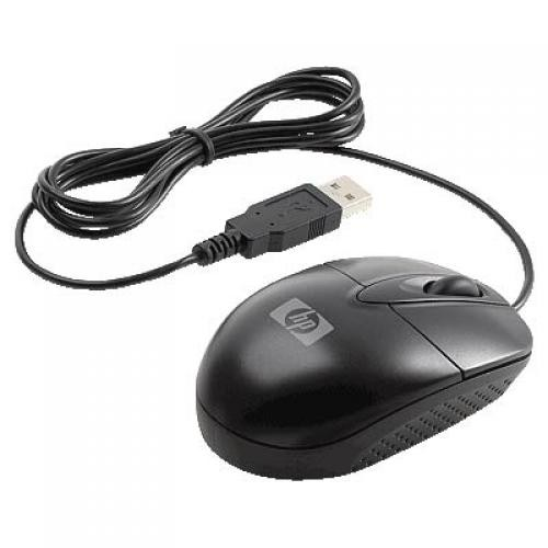 HP USB Optical Travel Mouse - RH304AA