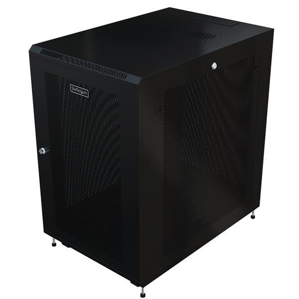 "StarTech.com Rack per Server - Armadio Server con profondità da 31"" - 18U cod. RK1833BKM"