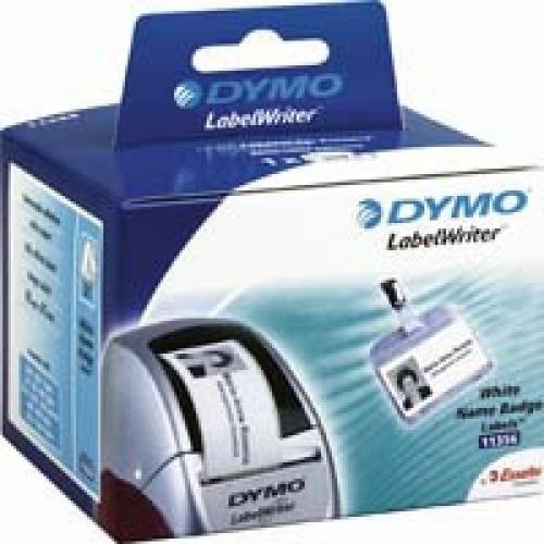 DYMO Etichette badge nominativi, piccole cod. S0722560