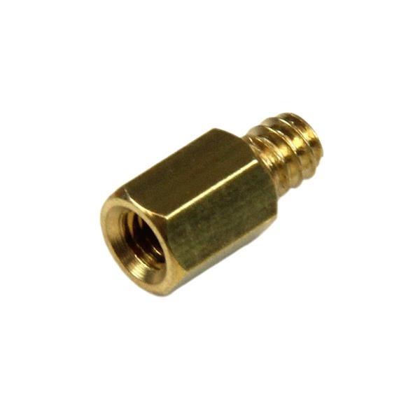 StarTech.com Metal Jackscrew Standoffs #6-32 to M3 cod. SCREWNUTM