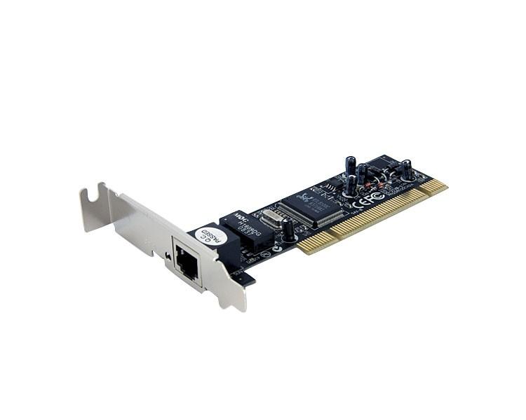 StarTech.com Scheda adattatore di rete Ethernet 10/100 Mbps PCI basso profilo a 1 porta cod. ST100SLP