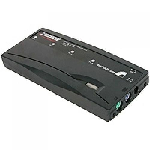 StarTech.com Kit switch KVM PS/2 4 porte colore nero con cavi cod. SV411K