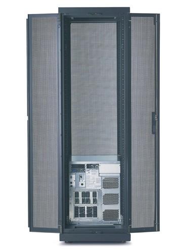 APC Symmetra LX rackmount  4- 8kVA 1+3-Faseblack 13U - SYA4K8RMI